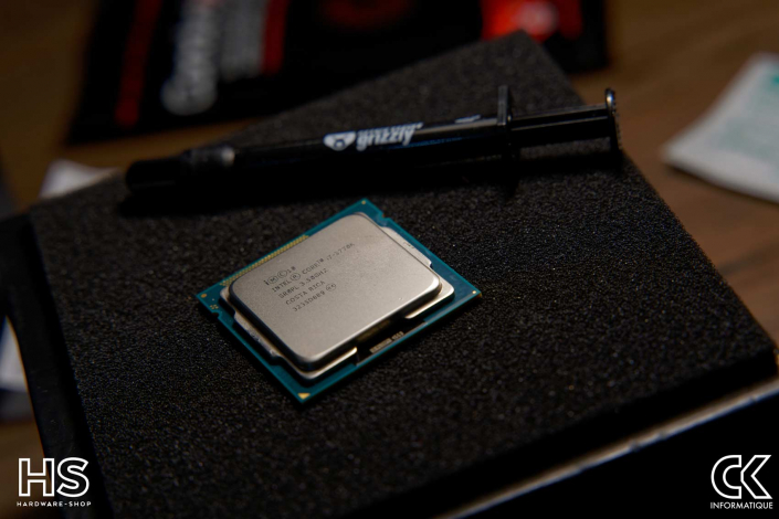 delid CPU Intel Core i7-3770K